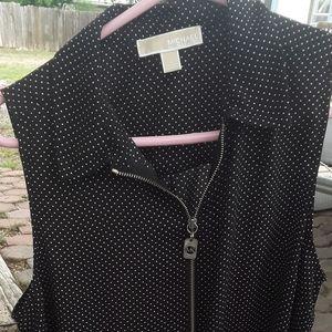 Michael Kors women's  blouse.. Large Size like new